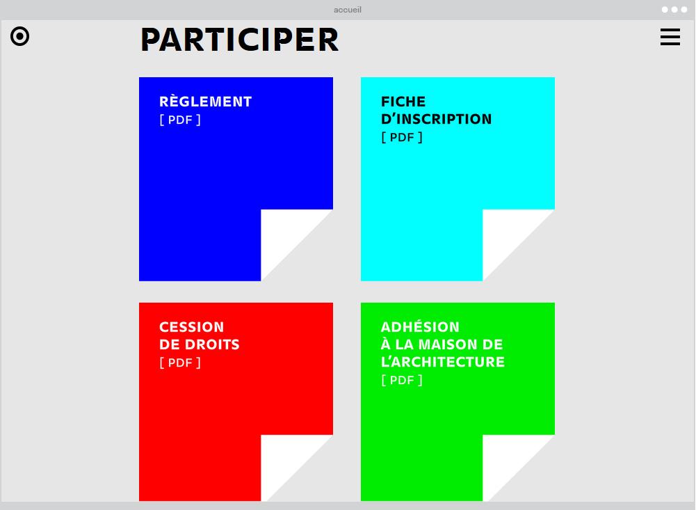 Participer : Format Post-IT